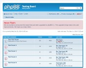 Board Announcements
