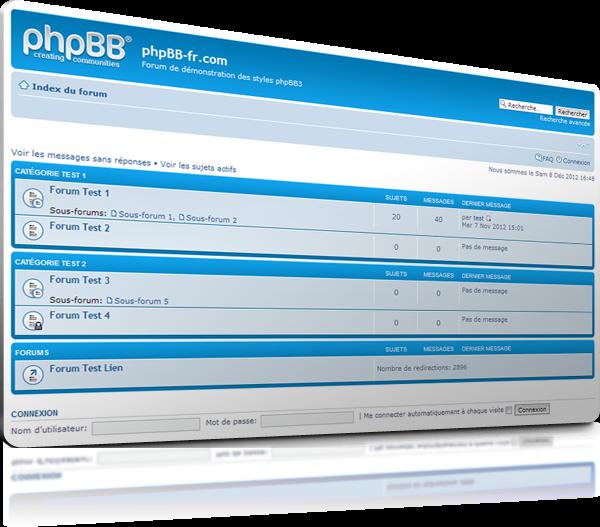 forum phpbb3 gratuit